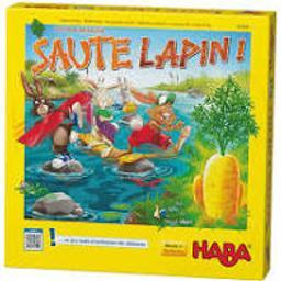 Saute lapin ! : ... un jeu malin d'estimation des distances / Sylvain Ménager | Ménager, Sylvain. Auteur