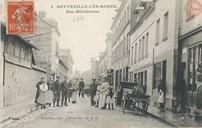 Sotteville-lès-Rouen : rue Méridienne  