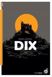 Dix / Marine Carteron | Carteron, Marine. Auteur