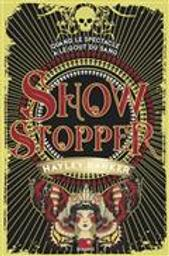 Show Stopper / Haykey Barker | Hayley, Barker. Auteur