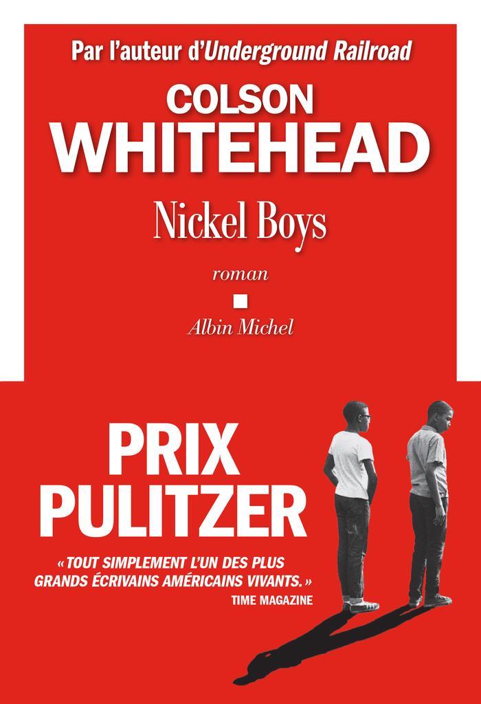 Nickel boys / Colson Whitehead   Whitehead, Colson. Auteur